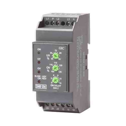GIC VOLTAGE MONITORING DEVICE
