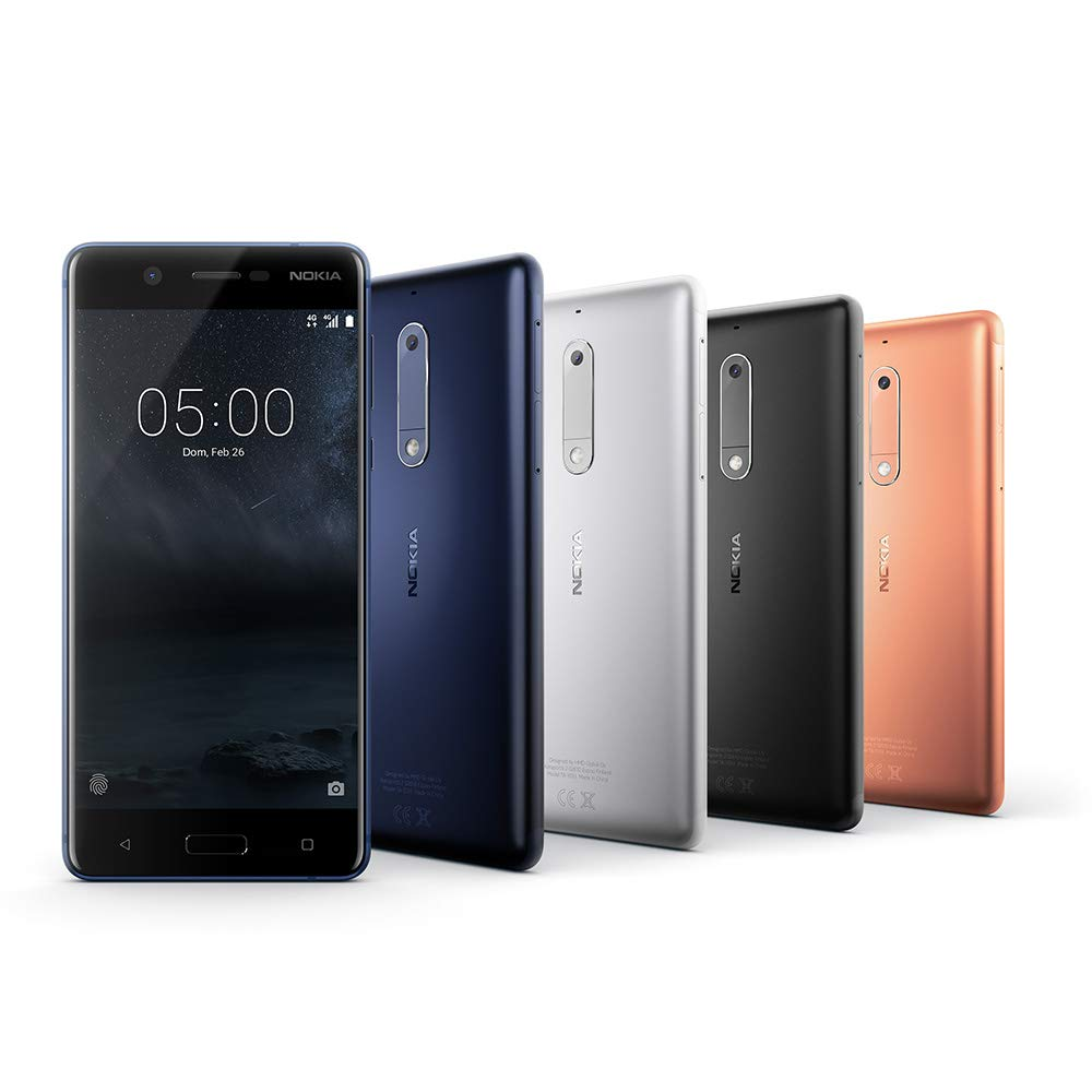 Nokia 5 - Android 9.0 Pie - 16 GB - Single SIM