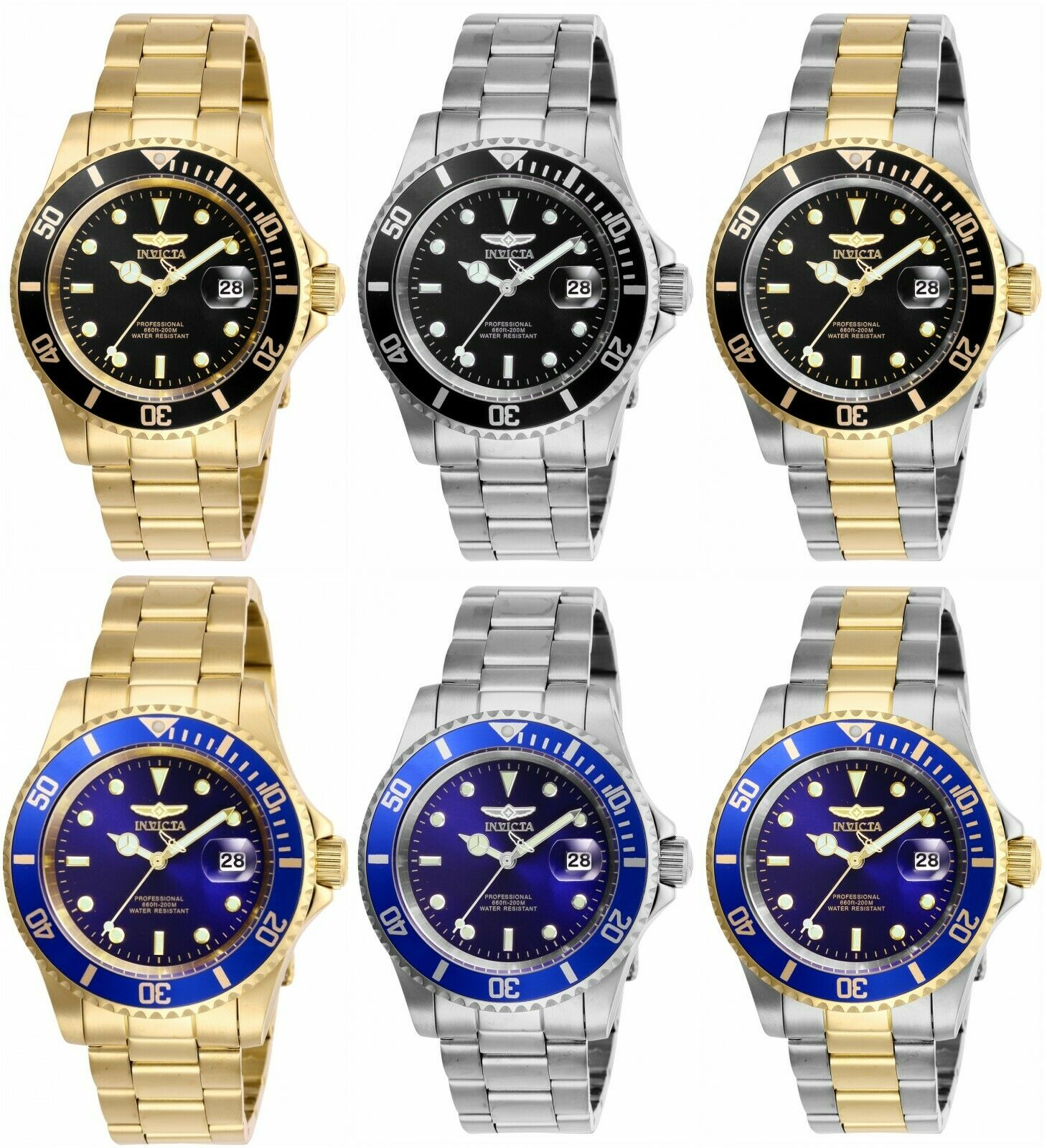 Men Luxury Fashion Stainless Steel Military Army Analog Sport Quartz Wrist Watch