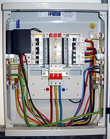 D8 DISTRIBUTION BOARD (TPN)