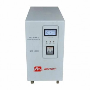 Mercury 10kVA AVR – 10kVA Automatic Voltage Regulator / Stabiliser