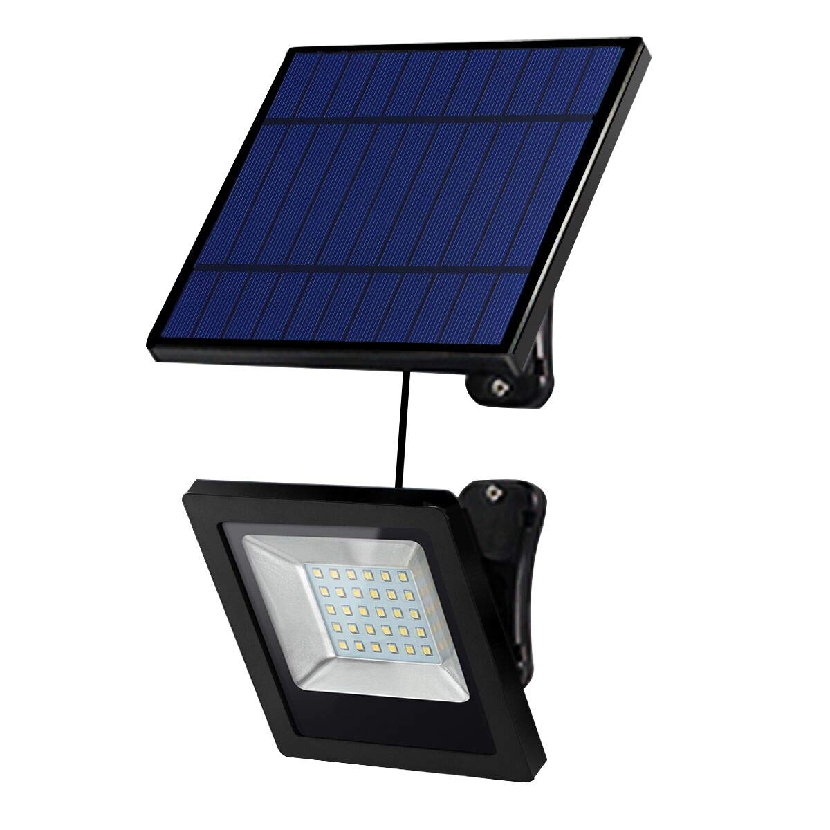 Solar Lights Outdoor, IP65 Waterproof Solar Lights(White Light)