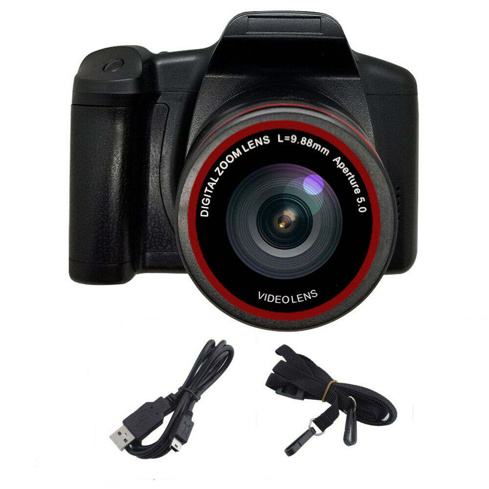 Digital Slr Camera Video Camera HD 1080P Camera