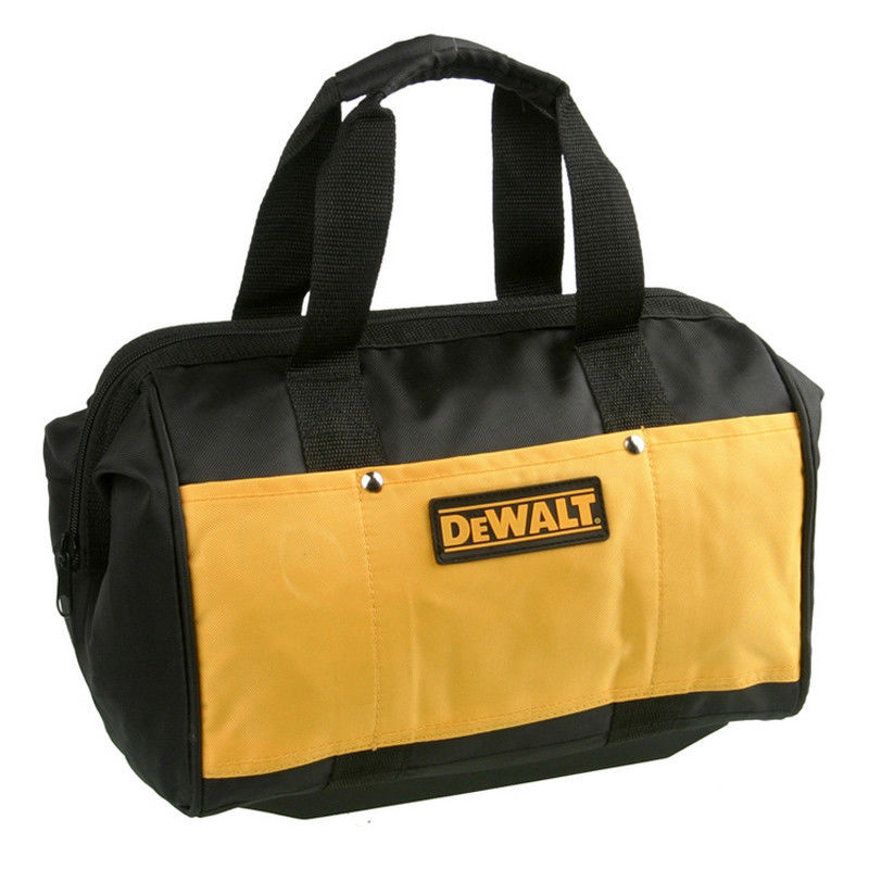 Dewalt Water Nylon Power Tool Bag Home Strong Resistent Durable 330*210*260mm