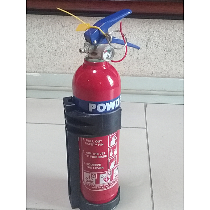 NAFFCO 1kg-Dry Powder Fire Extinguisher,