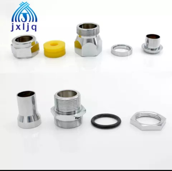 Stainless cable gland