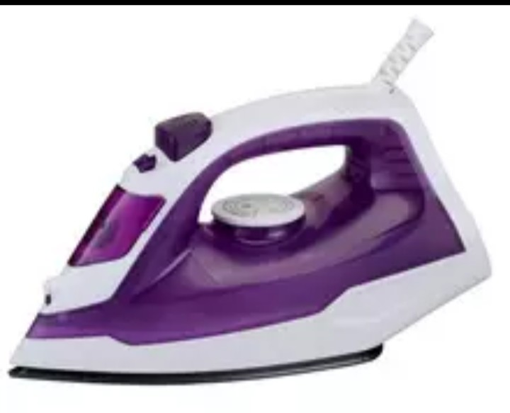 Multi function hand held steam pressing iron