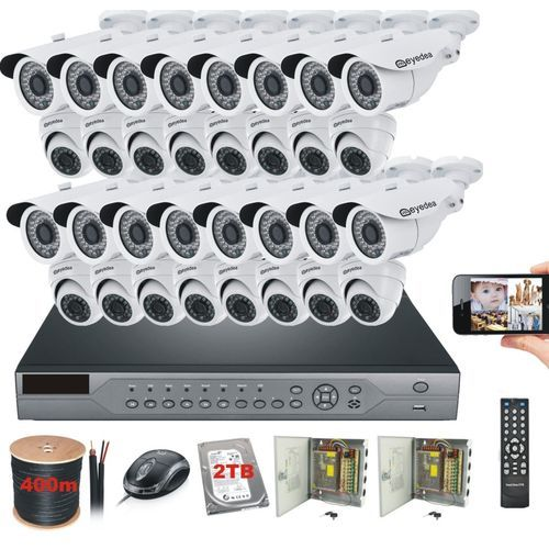 Cctv 32 CHANNEL CCTV SURVEILLANCE KIT