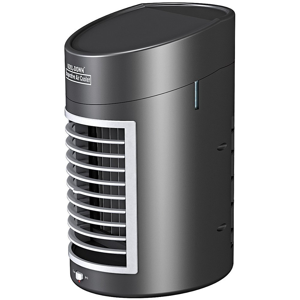 Kool Down Evaporative Air Cooler Portable 2-Speed Mini Air Conditioner