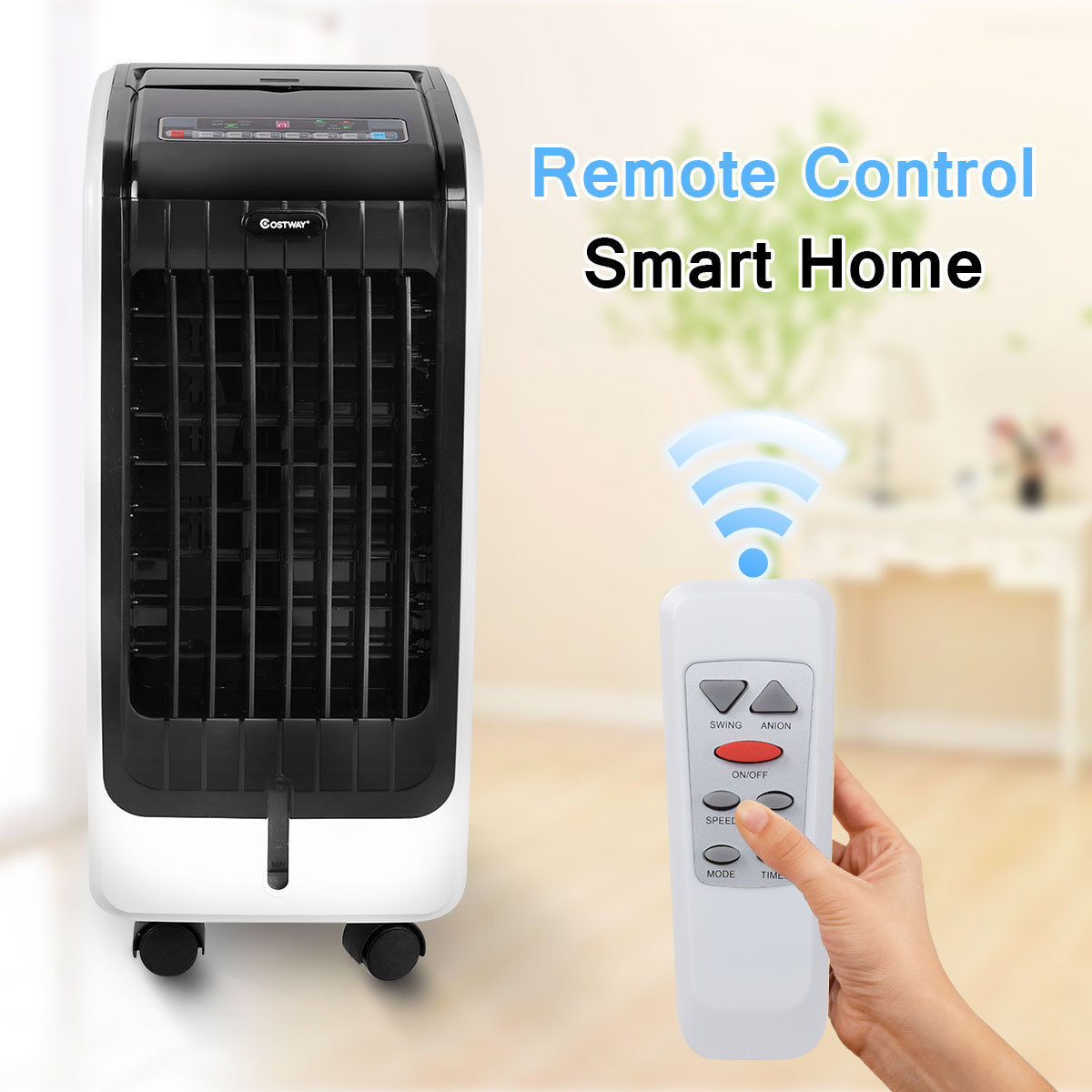 Evaporative Air Cooler Portable Fan Conditioner Cooling
