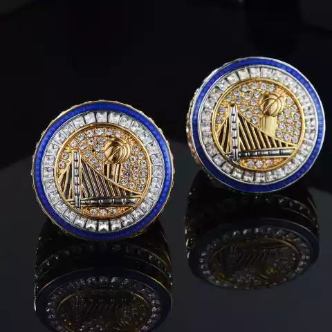 NB. A Golden State Warrior Championship Ring