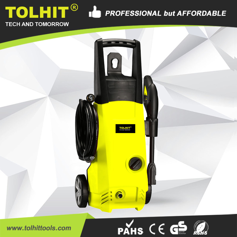 1400w 125bar High Pressure Washer Pump Portable Car Washing Machine