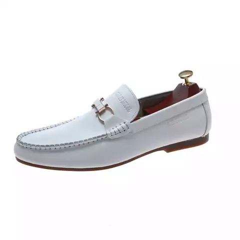 Light Durable Hand Sewn Wear Comfortable Casual Italian Shoe