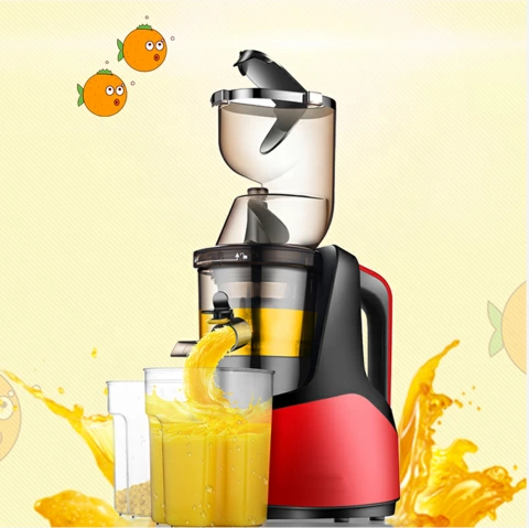 Big mouth industrial cold press juicer