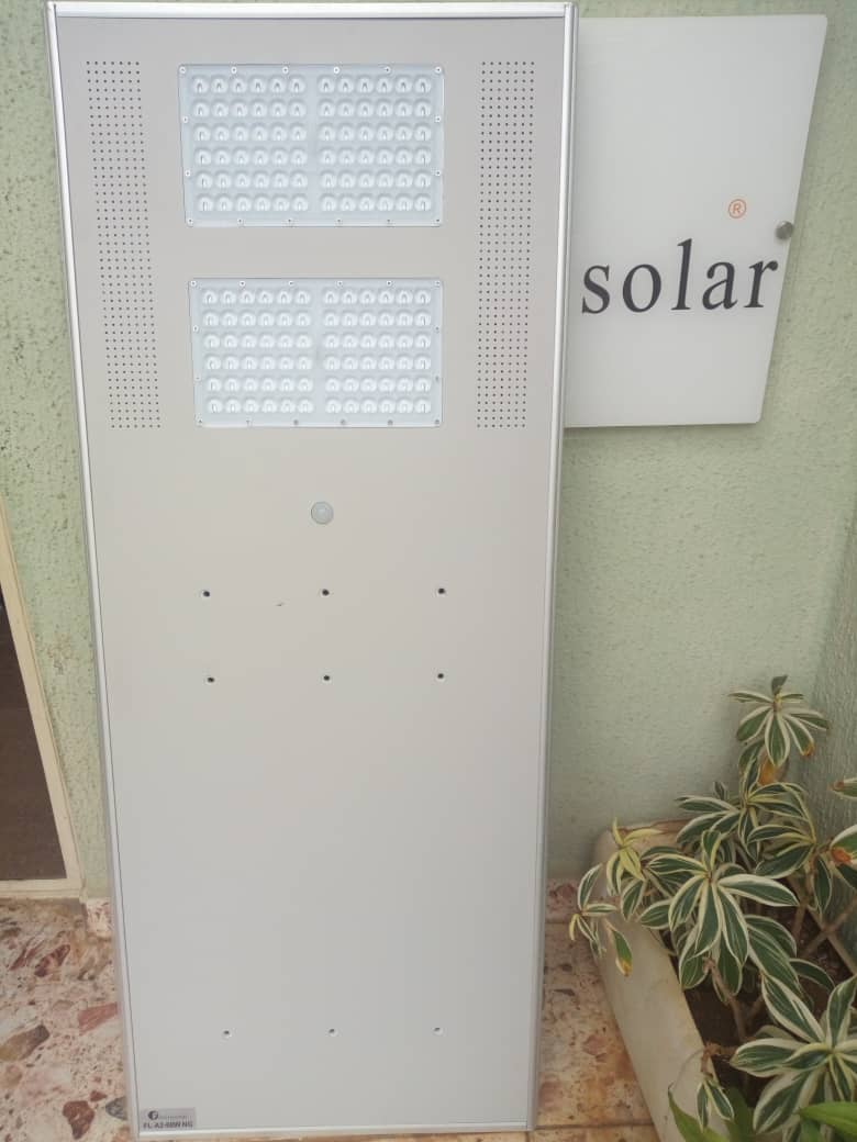 80Watts Solar Street Light, all in one