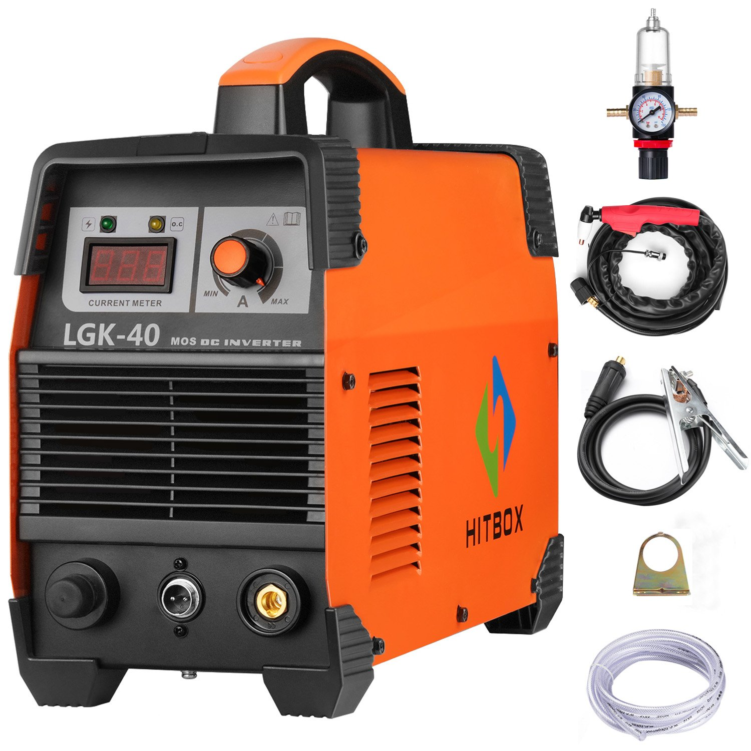 Electric DC Inverter Air Plasma Cutting Machine