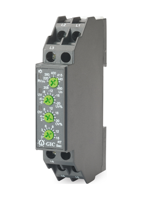 VOLTAGE MONITORING SERIES SM 175