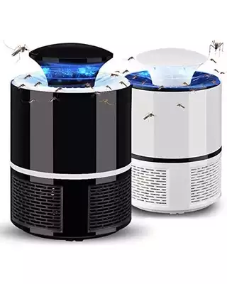 Electric Mosquito, Fly, Bug Zapper, Mosquito Insect Killer LED Light Trap Lamp Pest Control