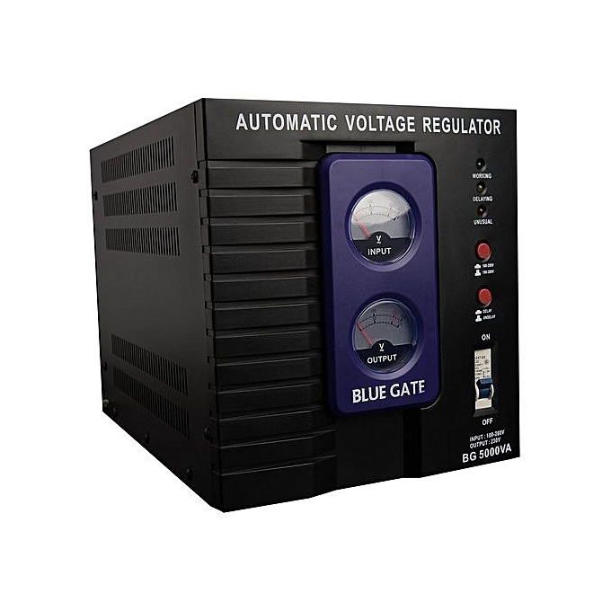 BLUE GATE Voltage Stabilizer– 5000VA