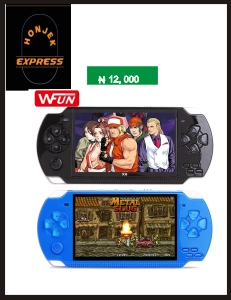Video Game 8GB X6 Handheld Game Player