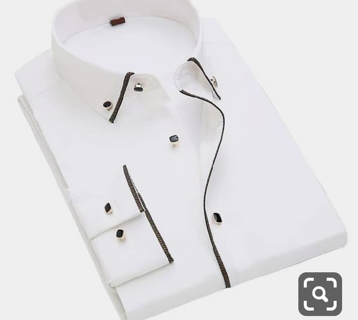 QUALITY MEN COLLAR SLEEVE SHIRTS
