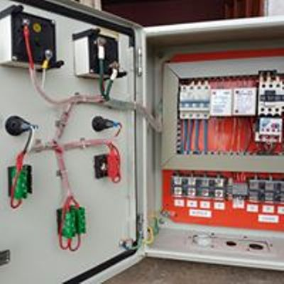 3Phase Automatic sumo panel