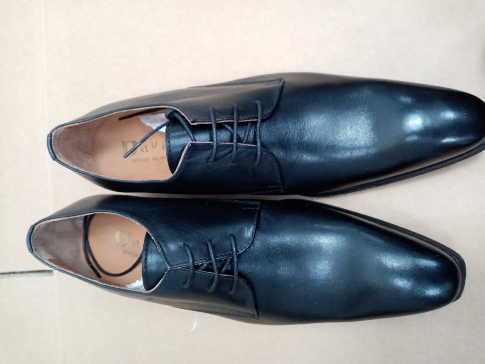 Quality Italian business men shoe