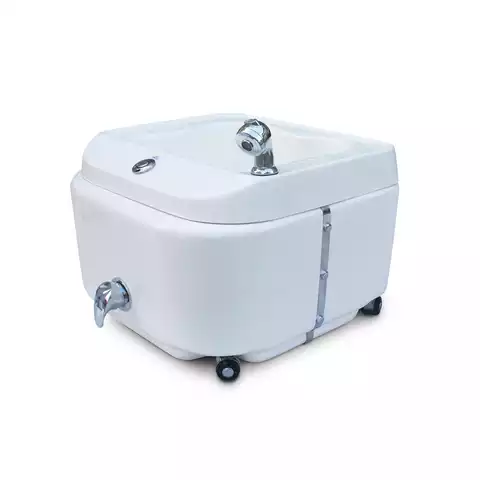 Durable Nail Saloon SPA Massage Predicate Basin