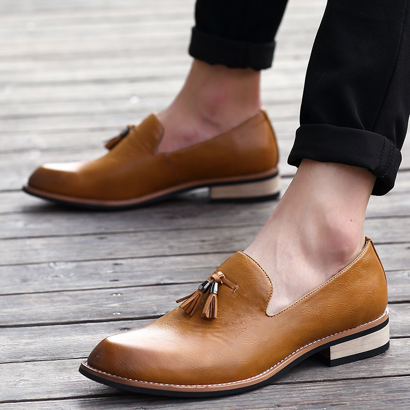 fashion shoe men latest design mens italian shoes top quality dress shoe