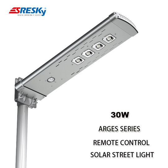 Arges Series Solar Street Light(SSL-06N)
