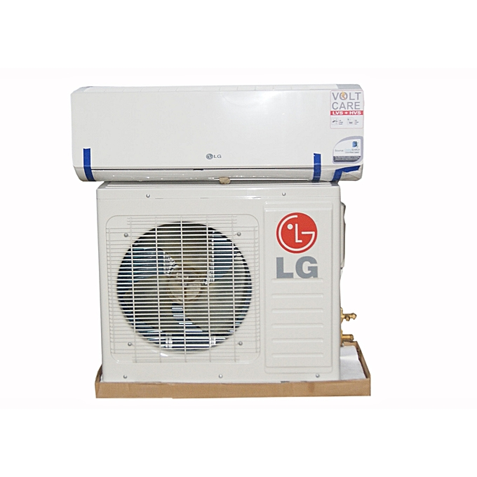 LG 1HP SPLIT UNIT JET COOL AIR CONDITION (LOW VOLTAGE)