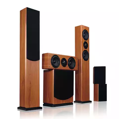 5.1ch Home Theater Speaker System