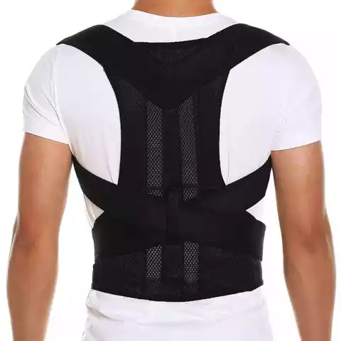 Posture Corrector Adjustable Back Waist Belt