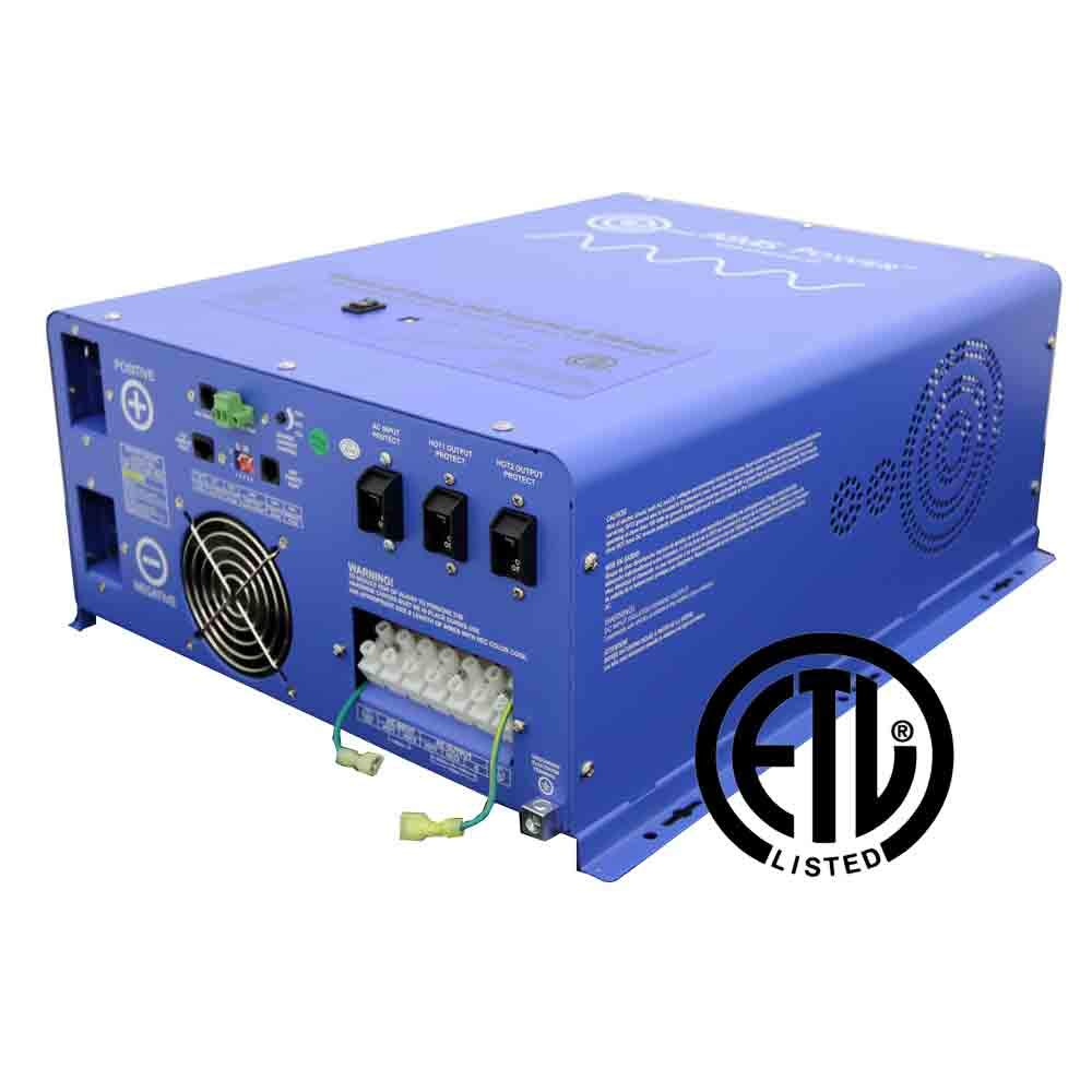 AIMS Power 4000 WATT Pure SINE Inverter