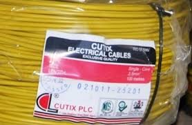 4.0mm2 cutix copper wire