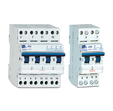 POWER CHANGE OVER SWITCH (100AMPS)
