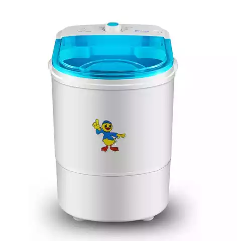 PORTABLE SEMI AUTOMATIC WASHING MACHINE