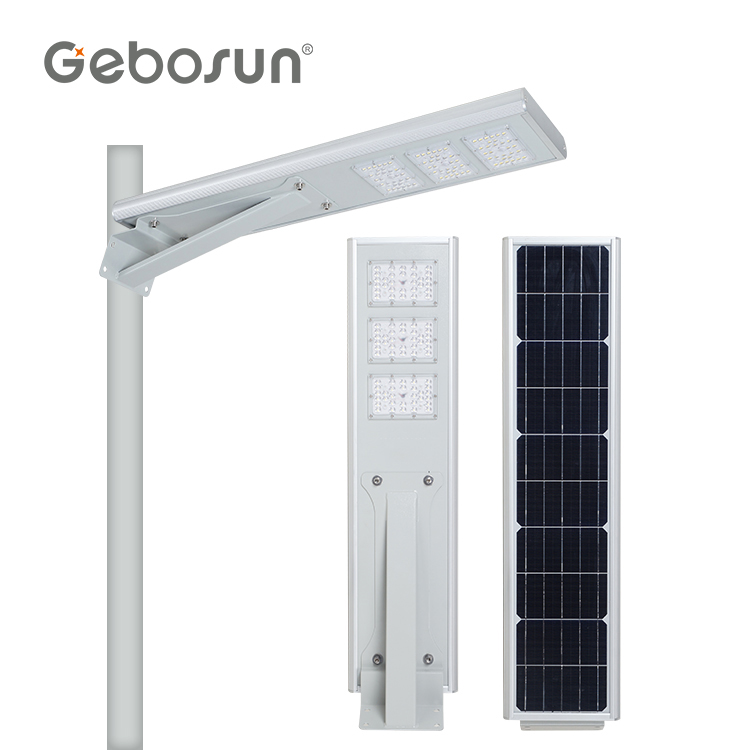 High Power Outdoor Waterproof Ip65 60 watt LED All In One Solar Street Light