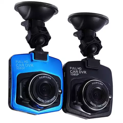2.4 Inch Full HD 1080P Vehicle Blackbox Car DVR GT300 Dash Cam 1080p Dvr Video Recorder