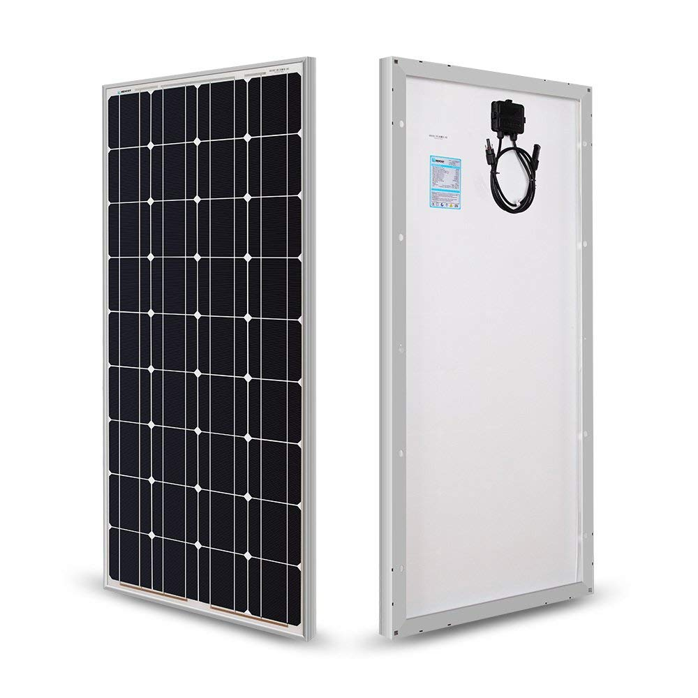 250 Watts 30 Volts Mono crystalline Solar Panel