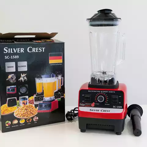 Multifunctional Commercial Blender