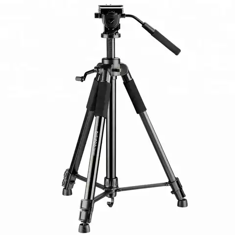 171cm Height 3KG Max Loading Capacity Travel Tripodes For Reflective Camera