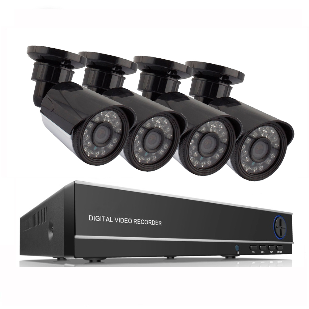 Ahd dvr kit 4ch 10800P HD AHD dvr cctv dvr kit