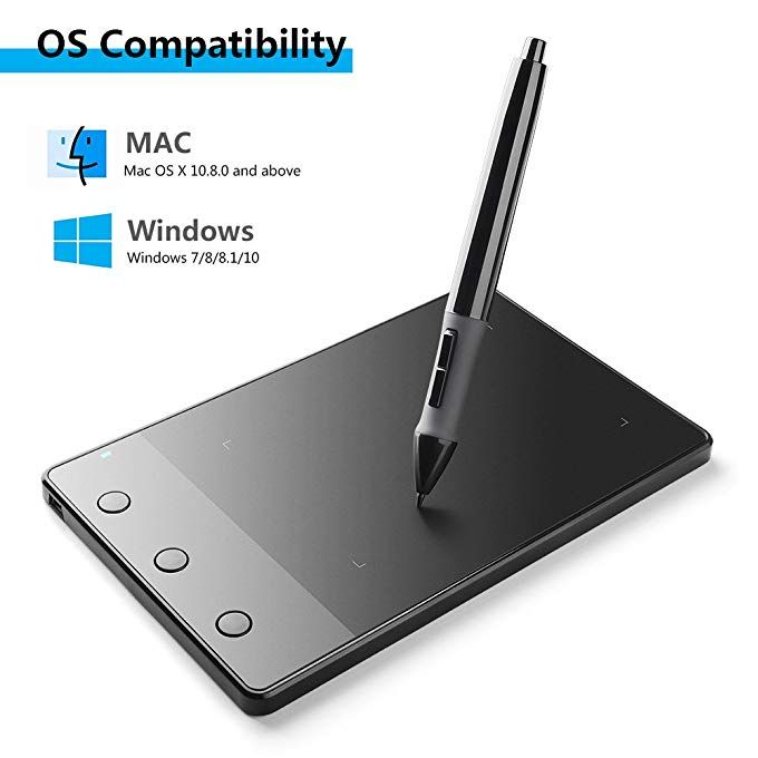 Huion H420 USB Graphics Drawing Tablet Signature Pad