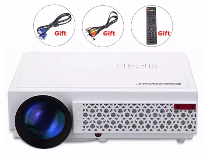 3000Lumens Long life LED Full HD LED Home Cinema TV projector