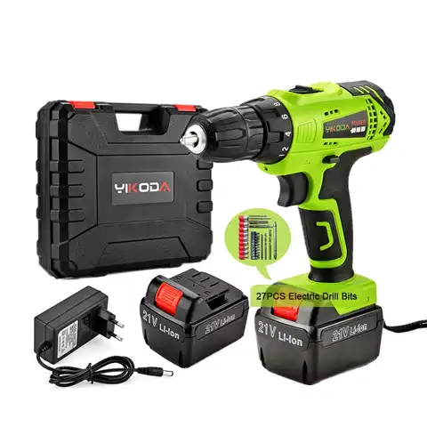 21V CORDLESS DRILLING MACHINE