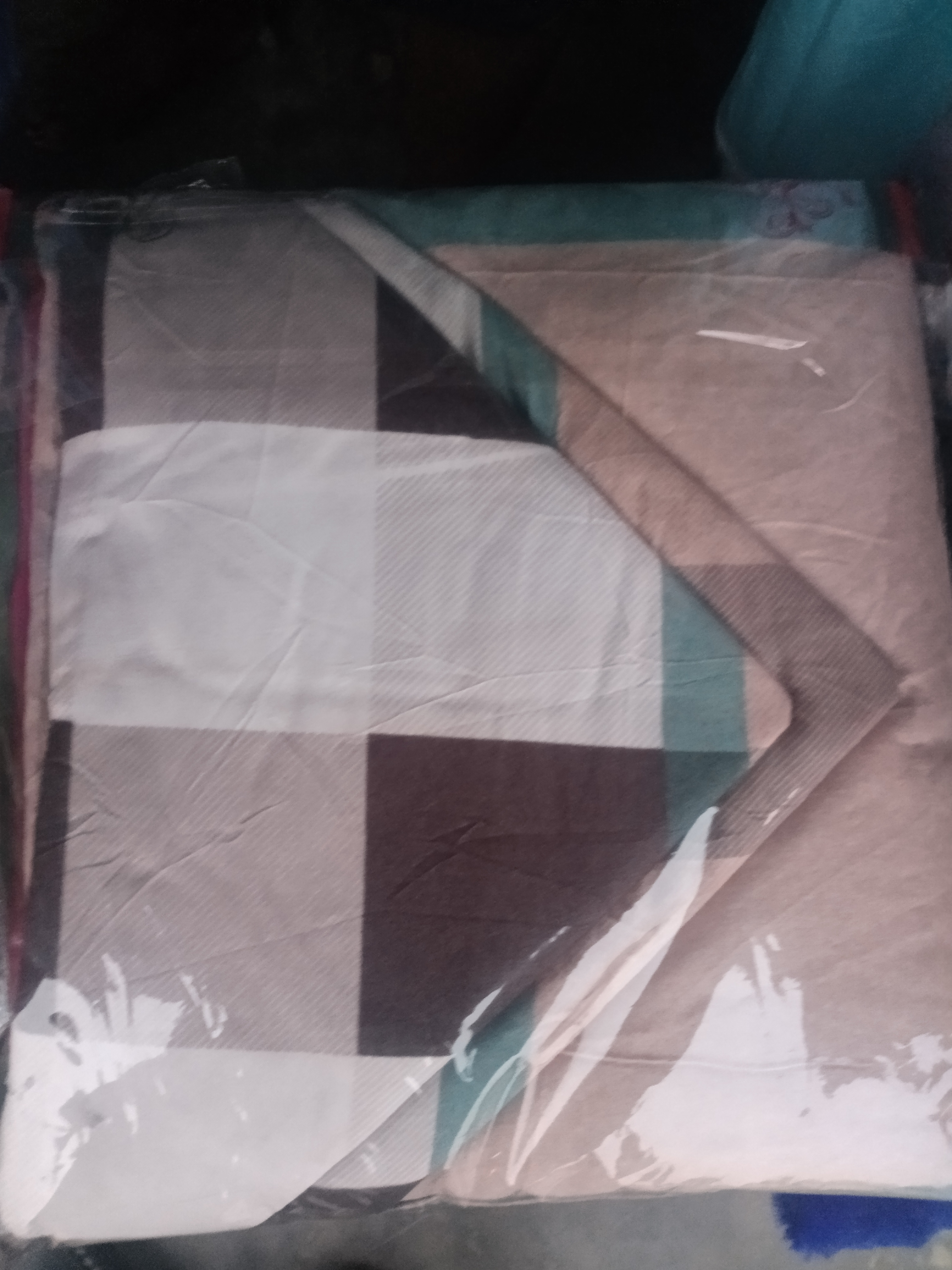 Quality cotton bed sheet