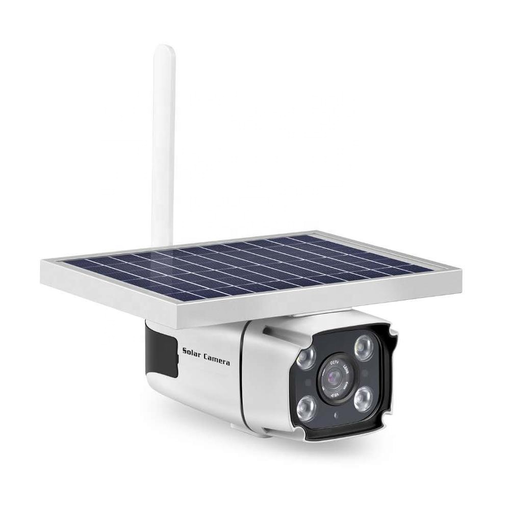 outdoor solar powered wifi camera and solar security camera and solar wifi camera