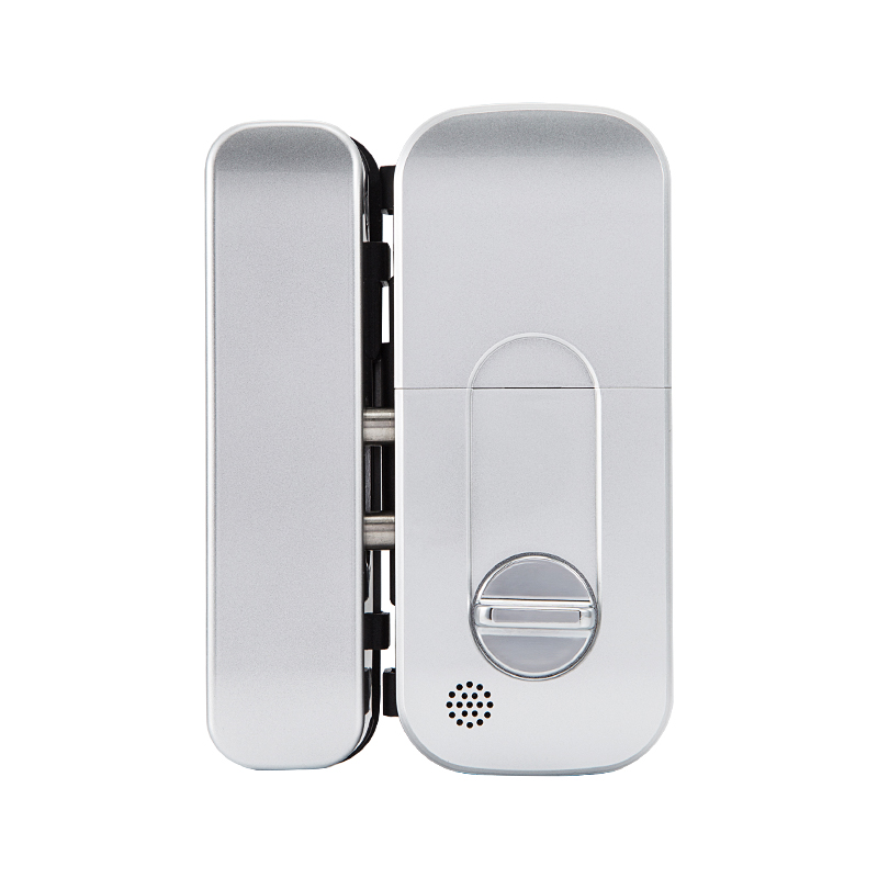 Smart Door Lock System for Sliding Glass And Biometric Gsm Network Time Attendance